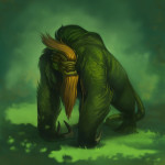 Grass_Monster_by_ChateNoire