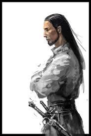 warrior white