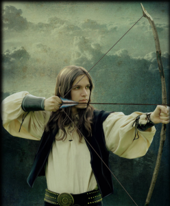Bel as an Archer